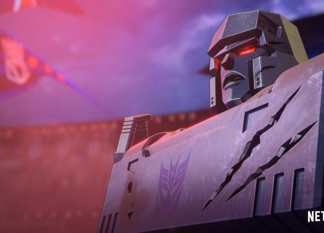 Fotos de Increíble Tráiler de Transformers: War For Cybertron Trilogy: Siege, Nueva Película de Netflix