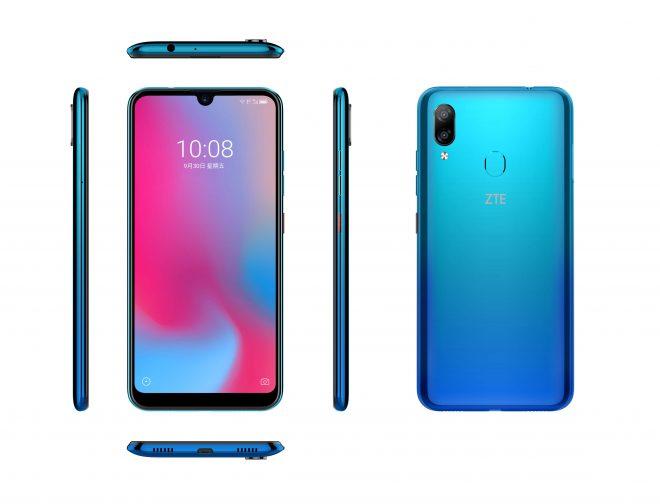 Fotos de La Marca ZTE Anuncia Nueva Versión de su Smartphone más Popular en el Perú