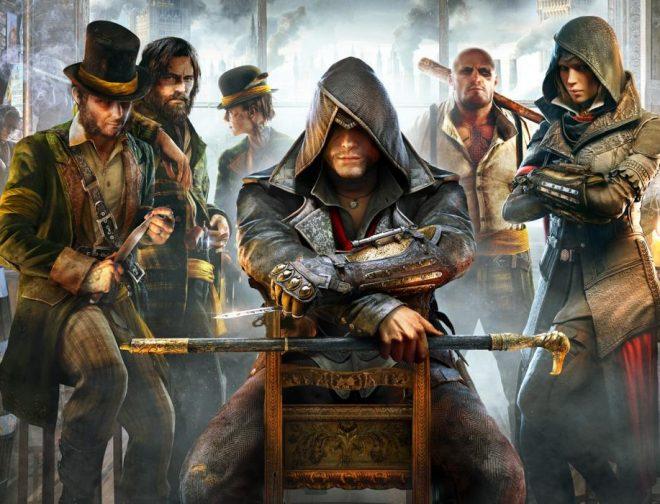 Fotos de Assassin's Creed Syndicate gratis por Epic Games