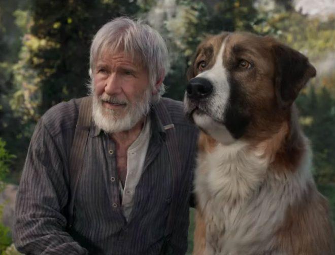 """Fotos de Harrison Ford regresa a la pantalla grande en """"El Llamado Salvaje"""""""