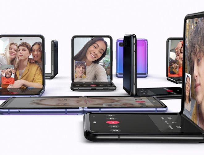Fotos de El futuro cambia de forma: Exprésate con Galaxy Z Flip de Samsung
