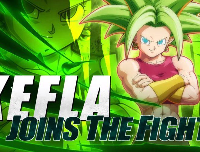 Fotos de Trailer de la Season 3 de Dragon Ball FighterZ con Goku Ultra Instinto y Kefla