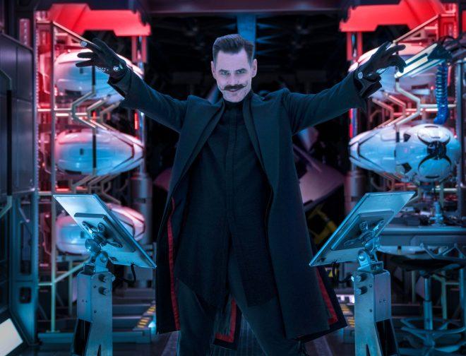 Fotos de Jim Carrey Cuenta más sobre el Doctor Robotnik su Personaje en Sonic La Película