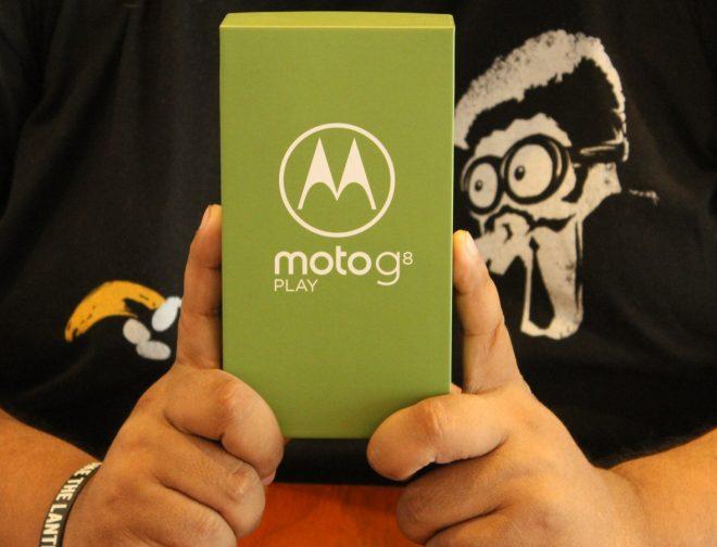 Fotos de Review: Moto G8 Play