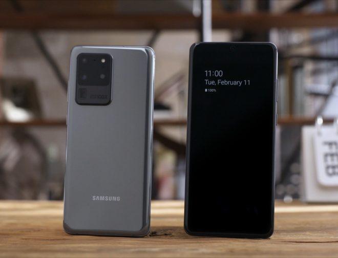 Fotos de Samsung inicia la preventa de los Galaxy S20 en el Perú