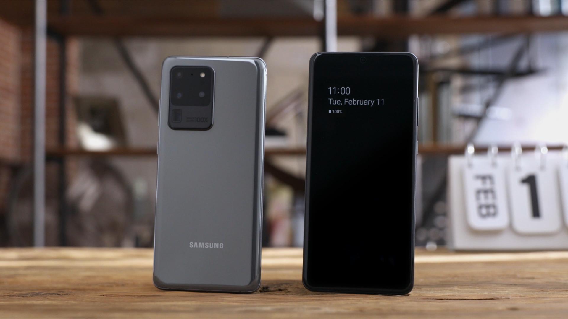 Foto de Samsung inicia la preventa de los Galaxy S20 en el Perú