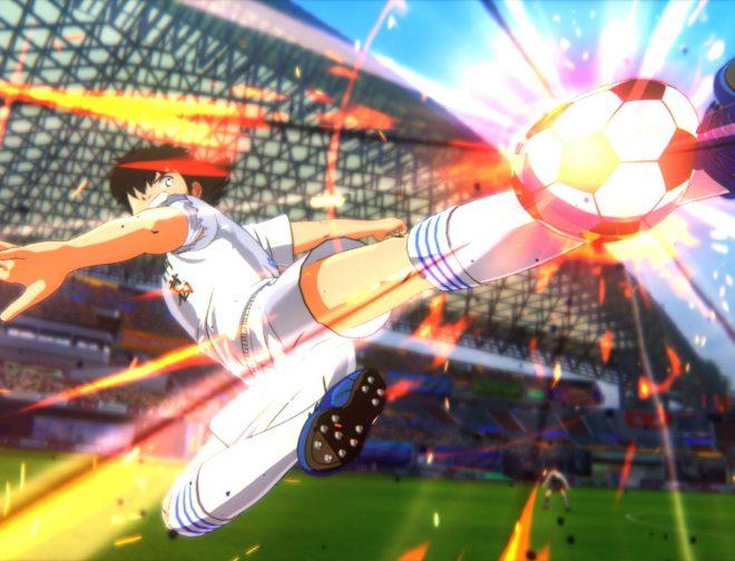 Fotos de Un nuevo héroe emerge en Captain Tsubasa: Rise of New Champions