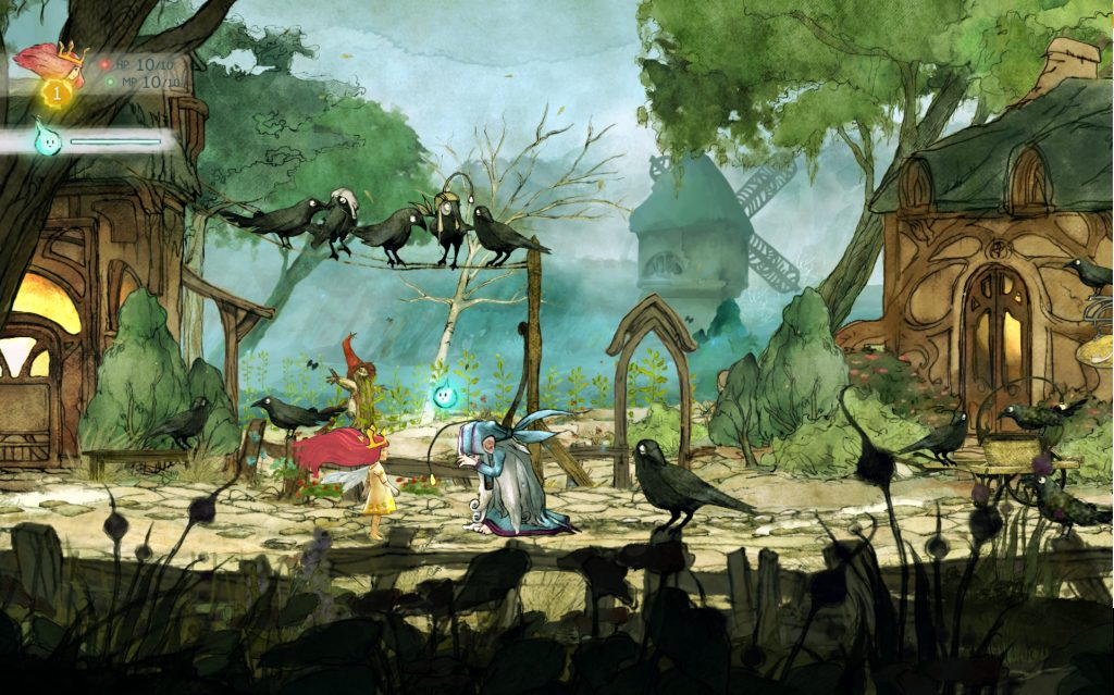Foto de Ubisoft Te Regala el Excelente Juego Child of Light