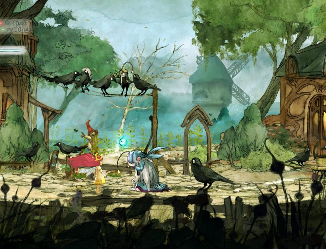 Fotos de Ubisoft Te Regala el Excelente Juego Child of Light