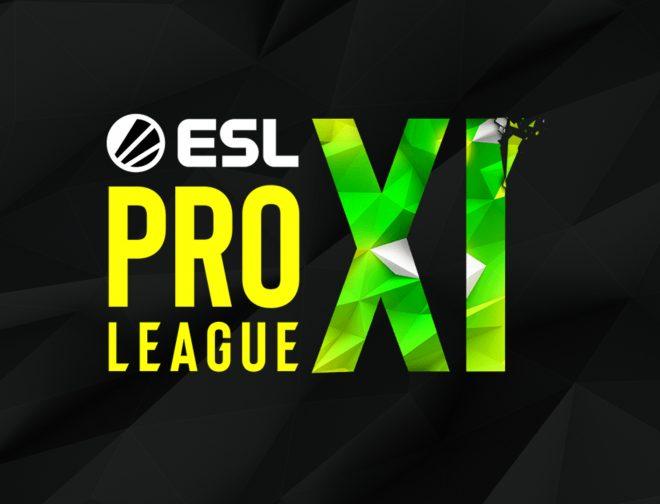 Fotos de Resultados de la Primera Fecha de la ESL Pro League Season 11 Europa