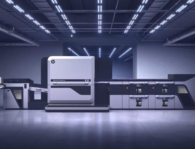 Fotos de HP reinventa la impresión digital con la impresora digital más productiva del mundo
