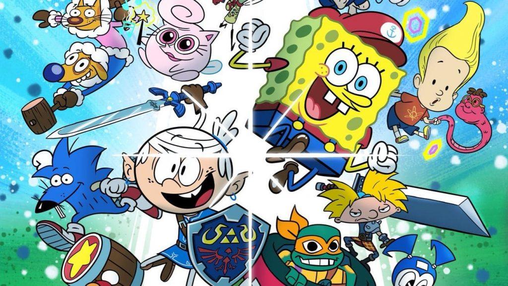"""Foto de Nickelodeon Lanza Globalmente la Iniciativa """"Chicos Unidos"""""""