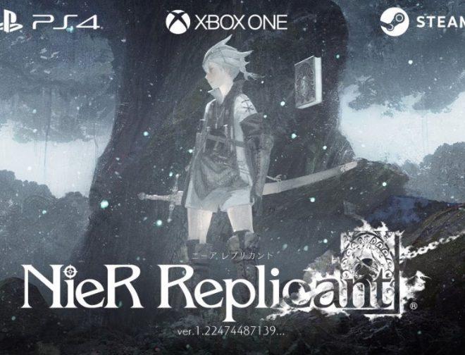 Fotos de Square Enix Anuncia NieR Replicant ver.1.22474487139, con Interesante Tráiler