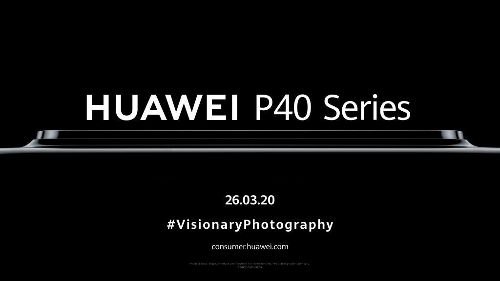 Foto de El Esperado Huawei P40 Tendrá una Transmisión de Streaming por Lanzamiento