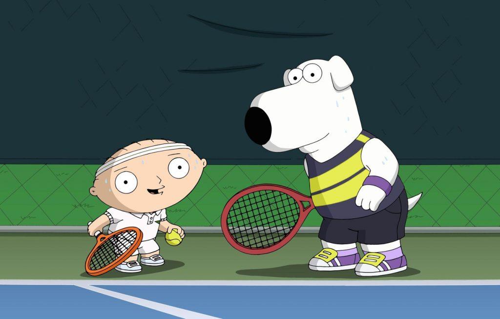 Foto de Stewie y Brian Griffin de Padre de Familia Lanzan su Podcast