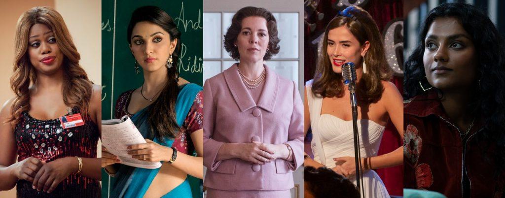 Foto de Netflix y ONU Mujeres lanzan una colección especial seleccionada por 55 pioneras en el mundo del entretenimiento