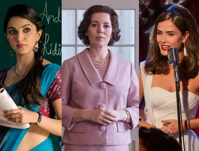 Fotos de Netflix y ONU Mujeres lanzan una colección especial seleccionada por 55 pioneras en el mundo del entretenimiento