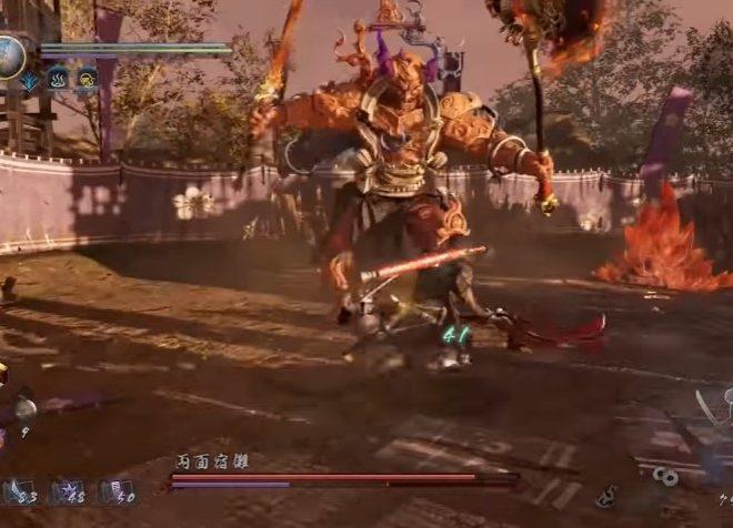 Fotos de Team Ninja Lanza un Genial Gameplay del Esperado Nioh 2