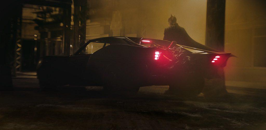 Foto de El Director Matt Reeves Comparte el Primer Vistazo del Batimóvil para The Batman