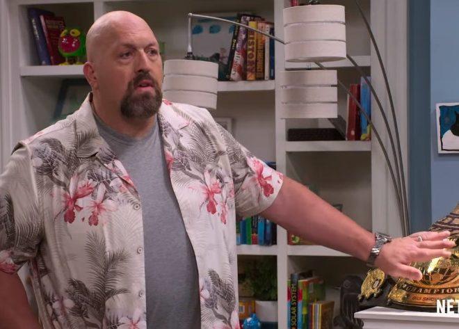 Fotos de Divertido Tráiler de la Nueva Serie de Netflix, The Big Show Show