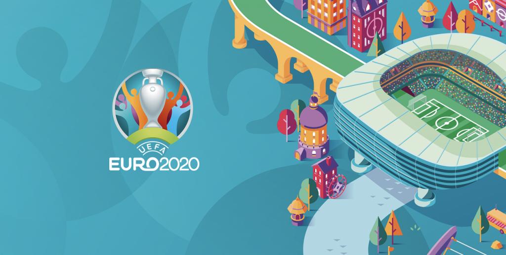Foto de El DLC Gratuito UEFA EURO 2020. Llegará a eFootball PES 2020 en Abril