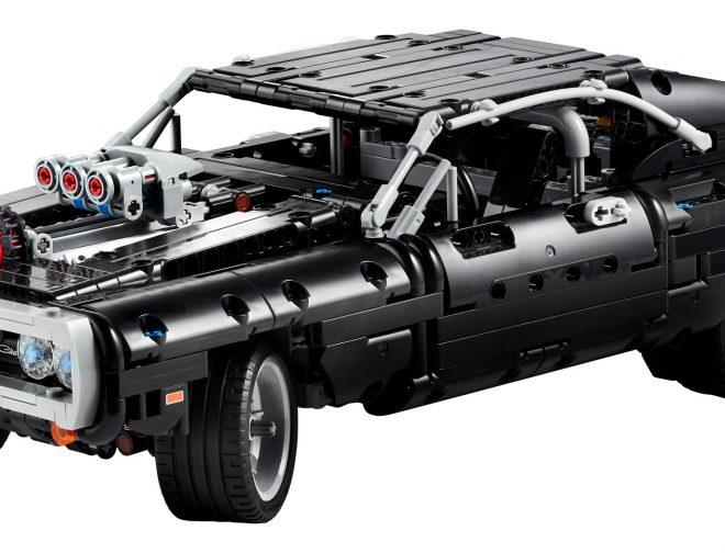Fotos de Gracias a LEGO podremos tener el Dodge Charger de Toretto