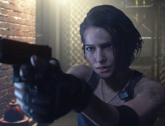 Fotos de Resident Evil 3 anuncia fecha de demo