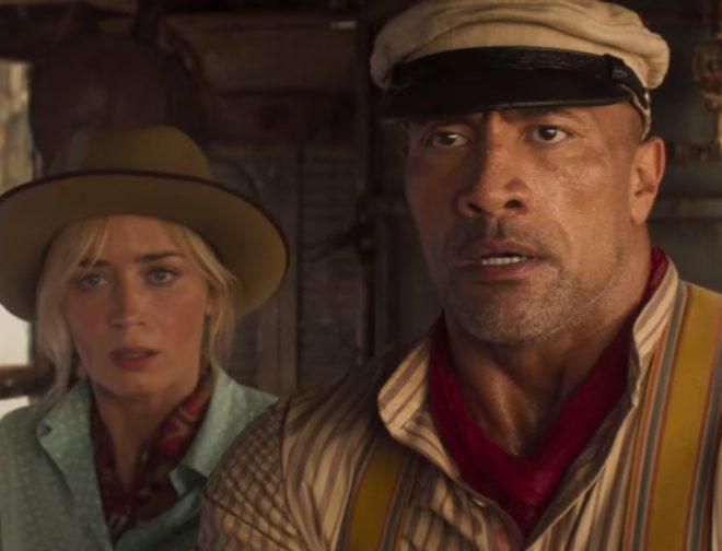 Fotos de Nuevo trailer y poster de Jungle Cruise con The Rock y Emily Blunt