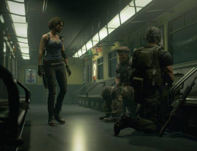 Fotos de Resident Evil 3 Remake: Nemesis podrá atacar en las zonas seguras
