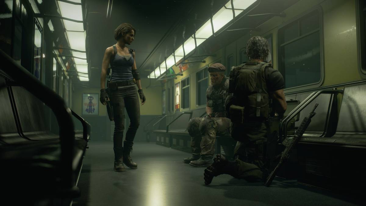 Foto de Resident Evil 3 Remake: Nemesis podrá atacar en las zonas seguras