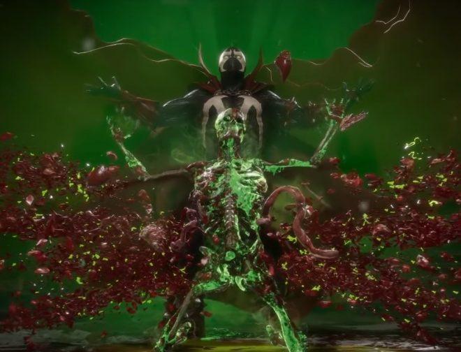 Fotos de Spawn presenta su gameplay con una sorpresa
