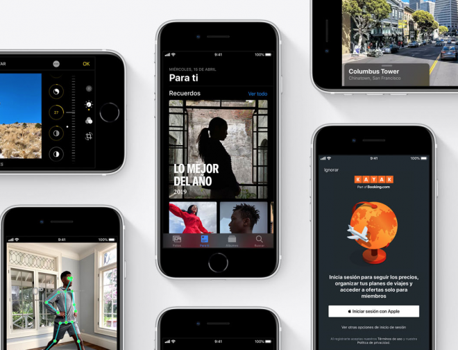 Fotos de Pequeño, compacto y asequible | iPhone SE 2 ya está aquí