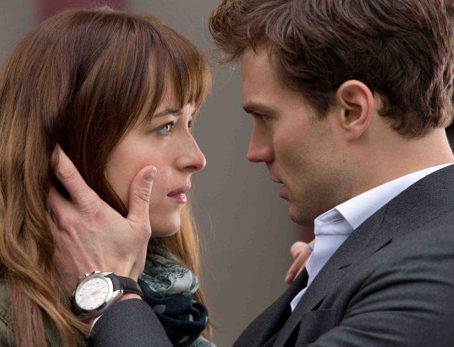 """Fotos de Saga """"Cincuenta Sombras De Grey"""" en Fox Premium"""