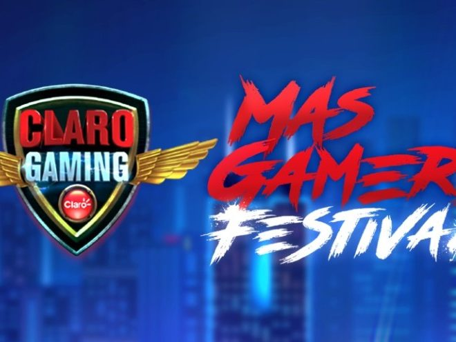 Fotos de Claro Gaming MasGamers Festival 2020 se Realizará por Primera vez en Versión Digital