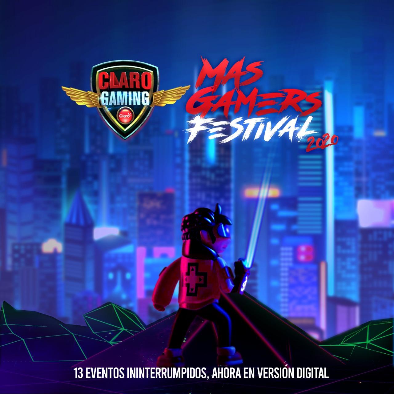Fotos de El Claro Gaming MasGamers Festival 2020, une a Latinoamérica mediante el desarrollo de videojuegos, en el Latam Game Jam