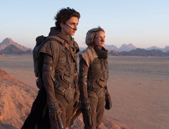 Fotos de La película Dune revela sus primeros pósters de personajes