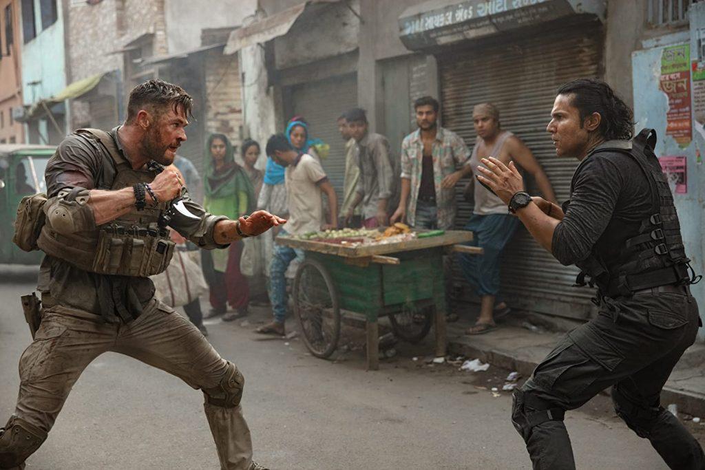 Foto de Review: Misión de Rescate, Convierte a Chris Hemsworth en el Próximo Héroe de Acción