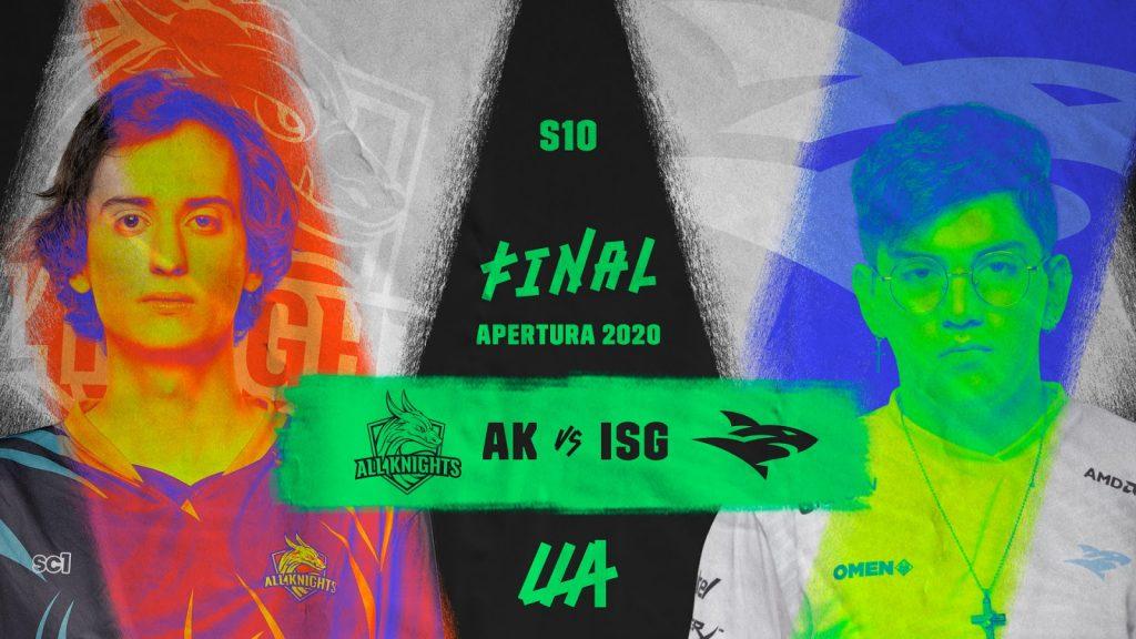 Foto de Isurus Gaming vs All Knights Buscan la Copa de la Liga Latinoamérica de LOL