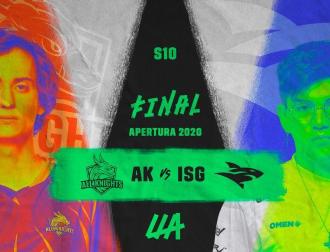 Fotos de Isurus Gaming vs All Knights Buscan la Copa de la Liga Latinoamérica de LOL