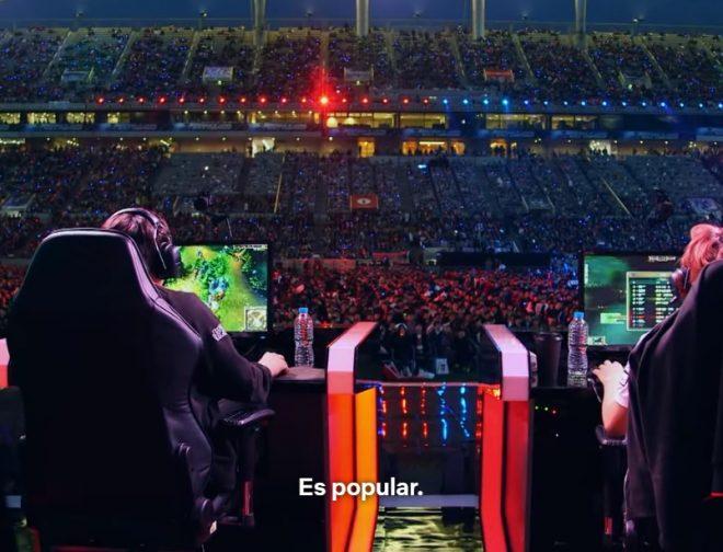 Fotos de Parte 1: Documentales Sobre Videojuegos y Esports que Puedes ver Online
