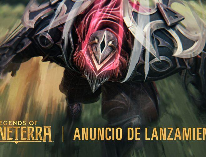 Fotos de Riot Games anuncia fecha de lanzamiento oficial para Legends of Runeterra