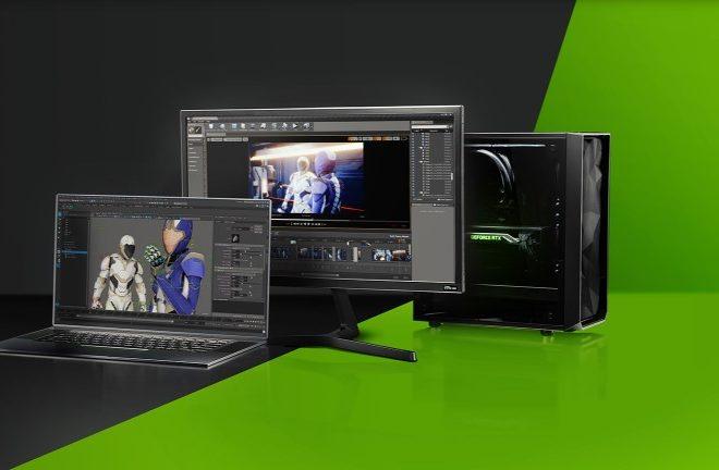Fotos de Trabaja, juega y crea con más de 100 nuevas laptops GeForce de NVIDIA