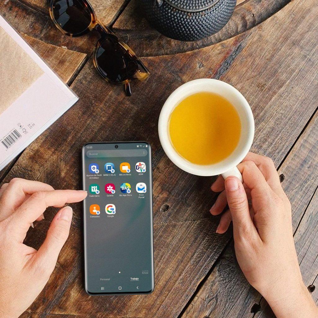 Foto de Samsung Knox amplía sus actualizaciones y seguridad de sus dispositivos Galaxy