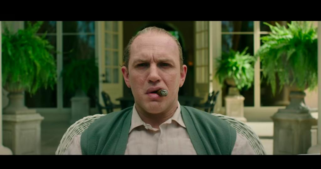 Foto de Tom Hardy será Capone en la película de Josh Trank