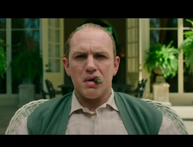 Fotos de Tom Hardy será Capone en la película de Josh Trank