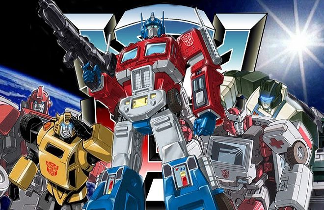 Fotos de Hasbro y Paramount Pictures Preparan la Precuela Animada de Transformers