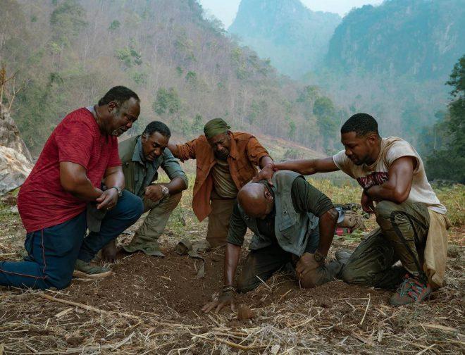 Fotos de Excelente Tráiler de 5 Sangres, Película de Spike Lee que Llega a Netflix