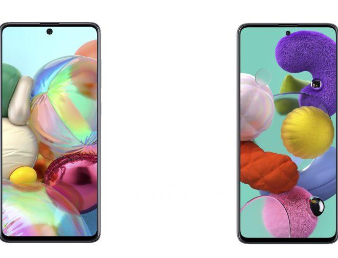 Fotos de 4 Recursos Innovadores de los Galaxy A51 y A71 que Debes Conocer