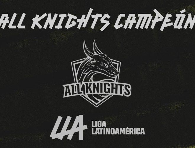 Fotos de All Knights Obtiene su Primer Título de la Liga Latinoamérica de League of Legends