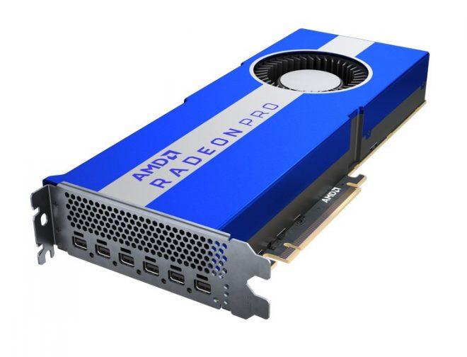 Fotos de Se Lanza la AMD Radeon Pro VII para Estaciones de Trabajo